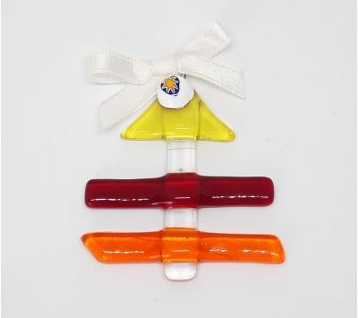 Елхичка - жълто-червена
